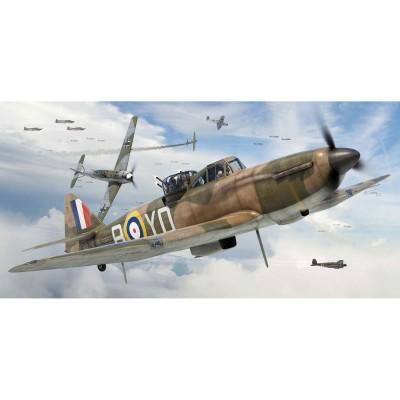 Airfix Maquette avion : set de démarrage boulton paul defiant mk.I