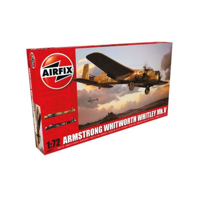 Airfix Maquette avion : armstrong whitworth whitley mk.V