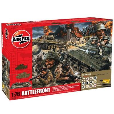 Airfix Figurines 2ème guerre mondiale : battlefront gift set