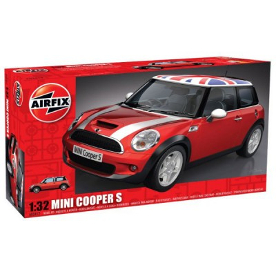 maquette voiture mini cooper s airfix magasin de jouets pour enfants. Black Bedroom Furniture Sets. Home Design Ideas