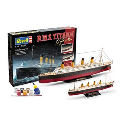 Revell Kit bateau : coffret cadeau