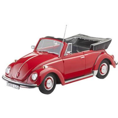 Revell Modèle réduit : VW 1302LS Cabrio, rouge