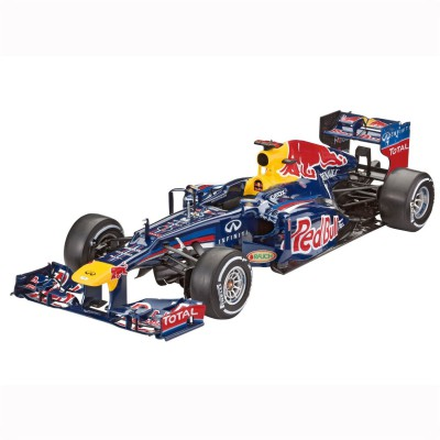 revell maquette voiture model set red bull racing rb8 sebastian vettel rue des maquettes. Black Bedroom Furniture Sets. Home Design Ideas