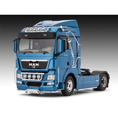 maquette camion magasin