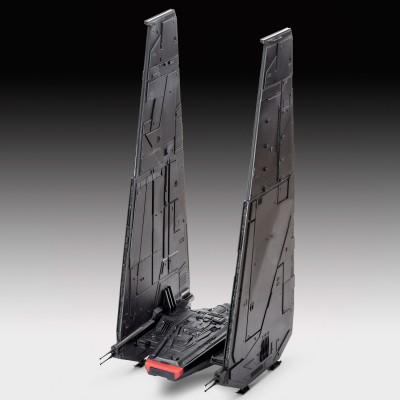 Revell Maquette Star Wars : Easy Kit : Kylo Ren's Command Shuttle