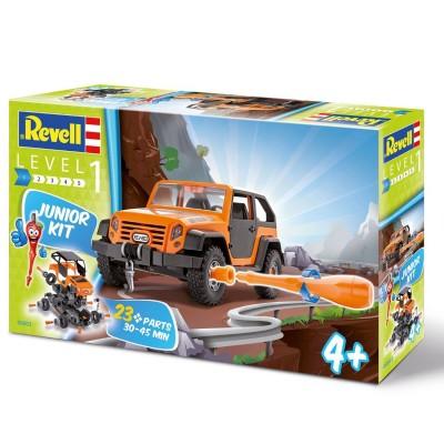 Revell Maquette voiture Junior Kit : Tout-terrain