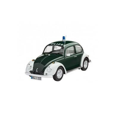Revell Maquette voiture : Model Set : VW Beetle Police