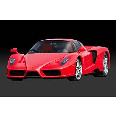 maquette plastique revell voiture de sport ferrari enzo ferrari. Black Bedroom Furniture Sets. Home Design Ideas