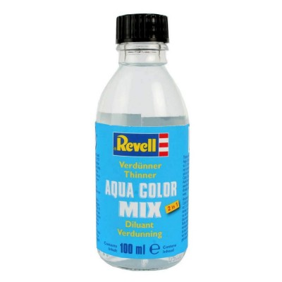 Revell Diluant aqua color mix : flacon de 100 ml