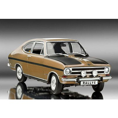Revell Modèle réduit en métal - Opel Kadett B Coupé