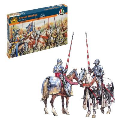 Italeri Figurines 1/72 : chevaliers français