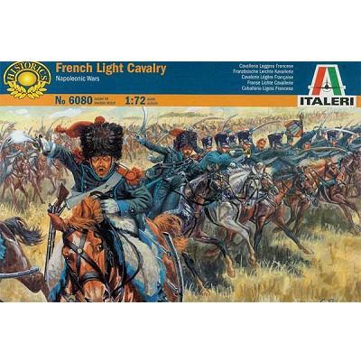 Italeri Figurines guerres napoléoniennes: cavalerie légère française