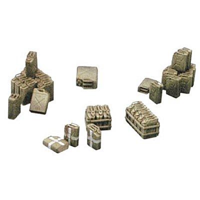 Italeri Accessoires militaires: jerrycans