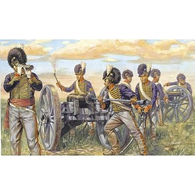 Italeri Artillerie britanique