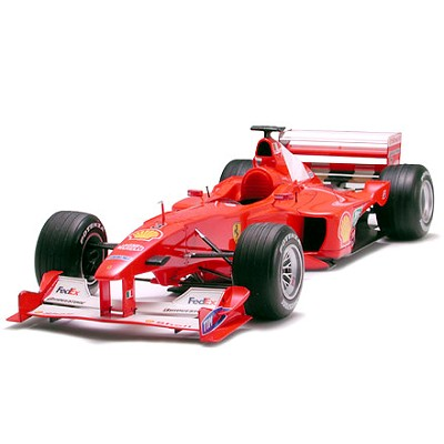 tamiya maquette formule 1 ferrari f1 2000 rue des maquettes. Black Bedroom Furniture Sets. Home Design Ideas