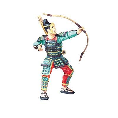Plastoy Figurine Samouraï: Archer