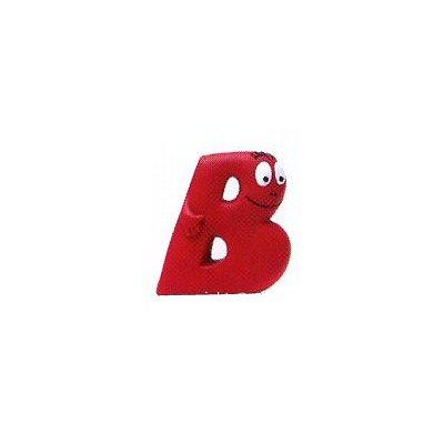 Plastoy Figurine Barbapapa : Lettre B : Barbidur