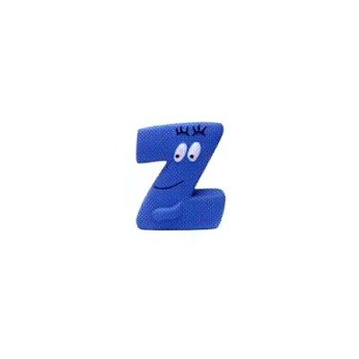 Plastoy Figurine barbapapa : lettre z : barbidul