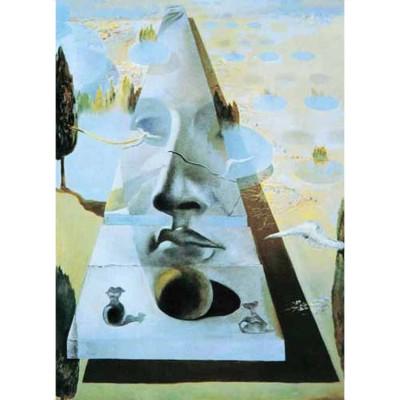 Editions Ricordi puzzle 1000 pièces - art - dali : apparition du visage