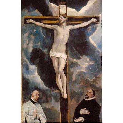 Editions Ricordi puzzle 1000 pièces - el greco : le christ