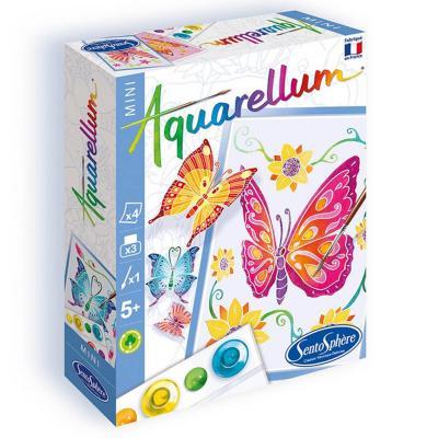 Fun Frag / ed debroise aquarellum mini papillons