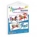 Fun Frag / Ed Debroise Recharge Aquarellum Junior Chevaux