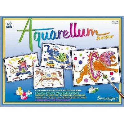 Fun Frag / ed debroise aquarellum junior cirque