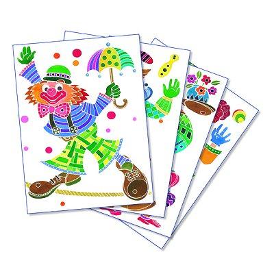 Fun Frag / ed debroise recharge aquarellum junior clowns