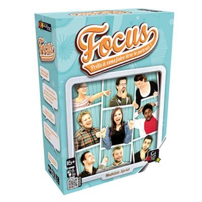 Gigamic Jeu de société : Focus