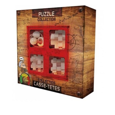 Gigamic Collection casse-Têtes bois extrème