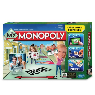 Parker My monopoly