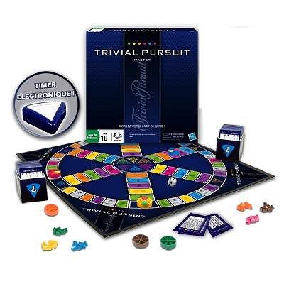 Parker Trivial pursuit master