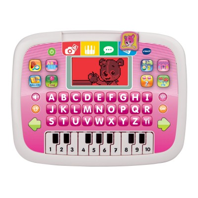 Vtech Tablette P'tit Genius Ourson : Rose