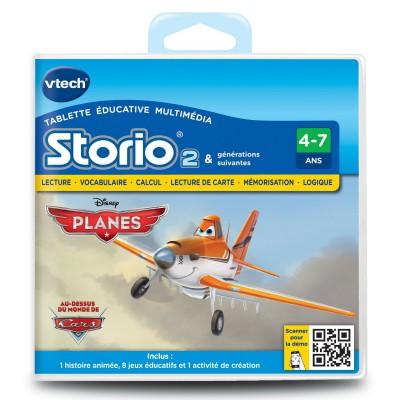 Vtech Jeu pour console de jeux Storio 2 : Planes