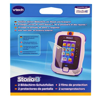 Vtech Films de protection pour console Storio 3