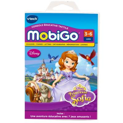 Vtech Jeu pour console de jeux Mobigo : Princesse Sofia