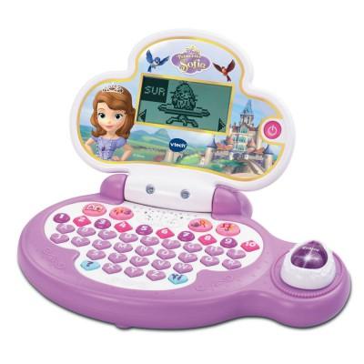 Vtech Ordinateur p'tit genius : princesse sofia