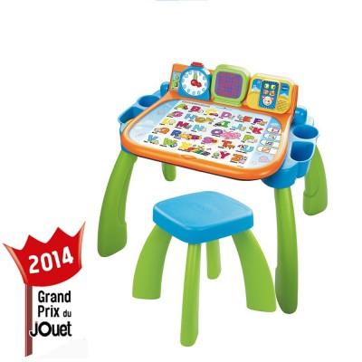 Bureau enfant jeujura a petit prix parentmalins for Bureau petit prix