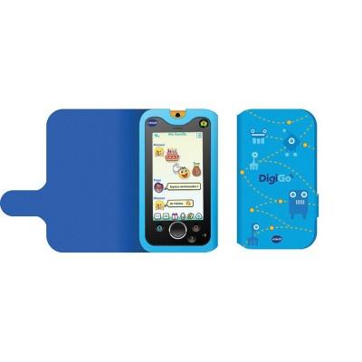 Vtech Etui pour portable console Digigo : Bleu