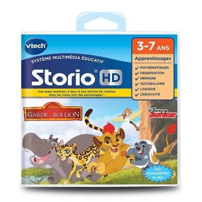 Vtech Jeu pour console de jeux Storio : La Garde du Roi Lion. Jeu pour console de jeux Storio : La Garde du Roi Lion
