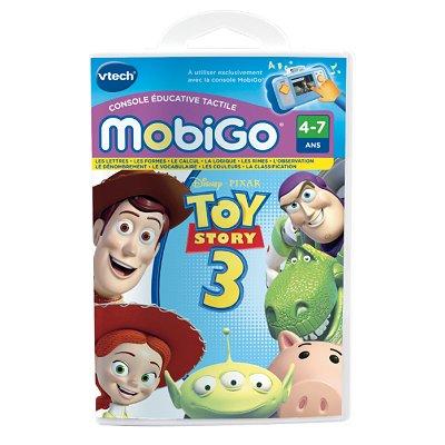 Vtech Jeu pour console Mobigo : Toy Story 3