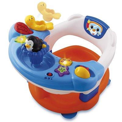 Vtech Siège de bain interactif 2 en 1