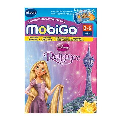 Vtech Jeu pour console Mobigo : Princesses Disney : Raiponce