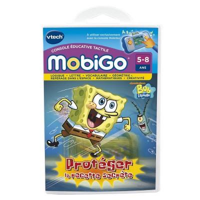 Vtech Jeu pour console de jeux Mobigo : Bob l'Eponge