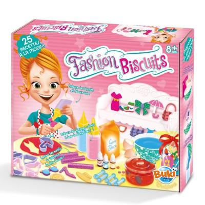 Buki France Fashion Biscuit