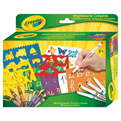 Crayola Imprimerie créative