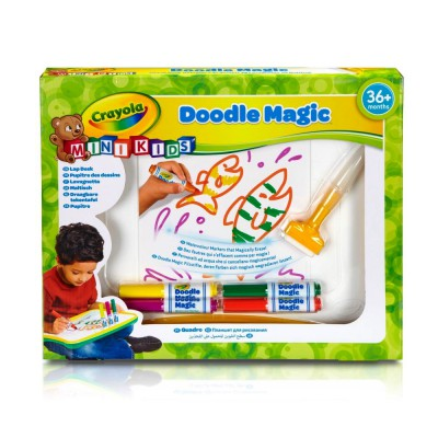 Crayola Pupitre de dessin Doodle Magic