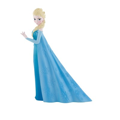 Bullyland Figurine La Reine des Neiges (Frozen) : Elsa