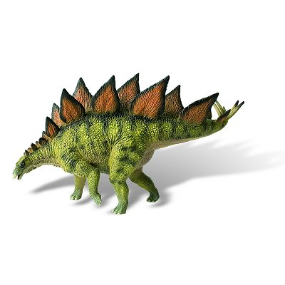 Bullyland Figurine Dinosaure : Museum Line : Stegosaurus