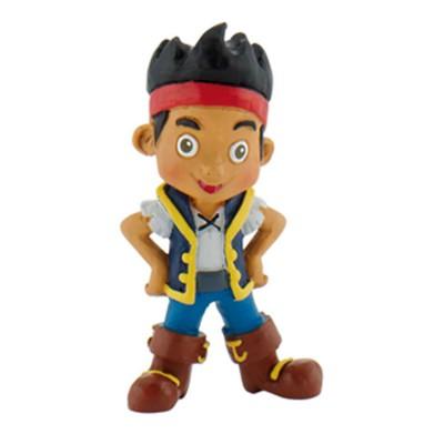 Bullyland Figurine Jake et les Pirates du Pays imaginaire : Jake